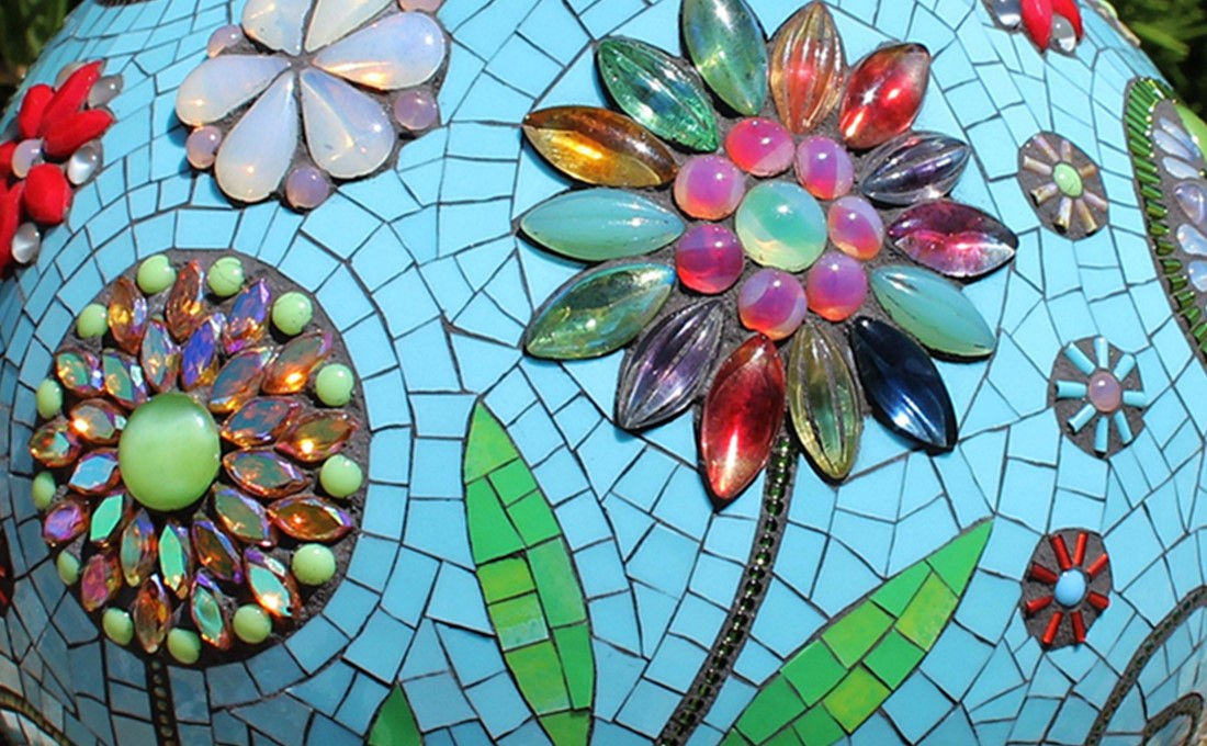 Stained Glass-wonderful Expression Of Human Art