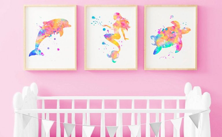 Stylish Etsy Prints In Your Home